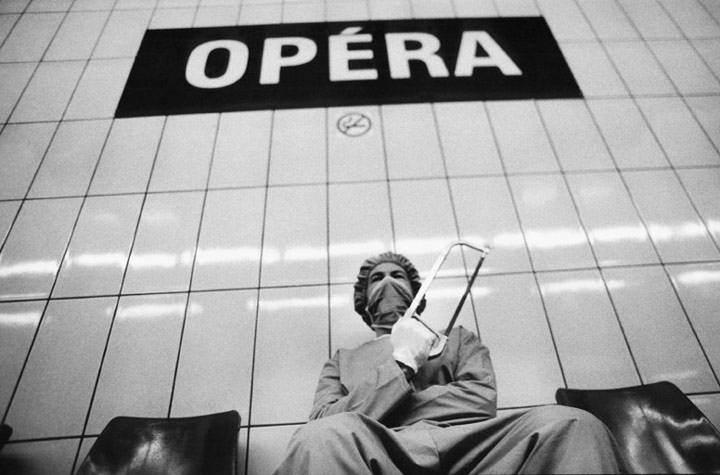 Station Opéra